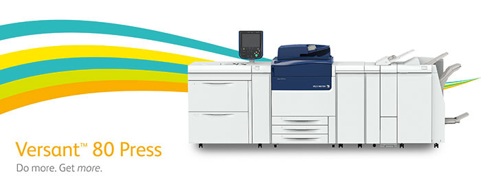 Versant Press 80